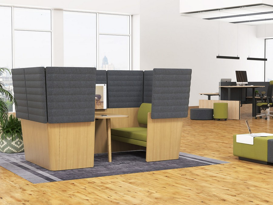 ARCIPELAGO Wood Мягкая мебель