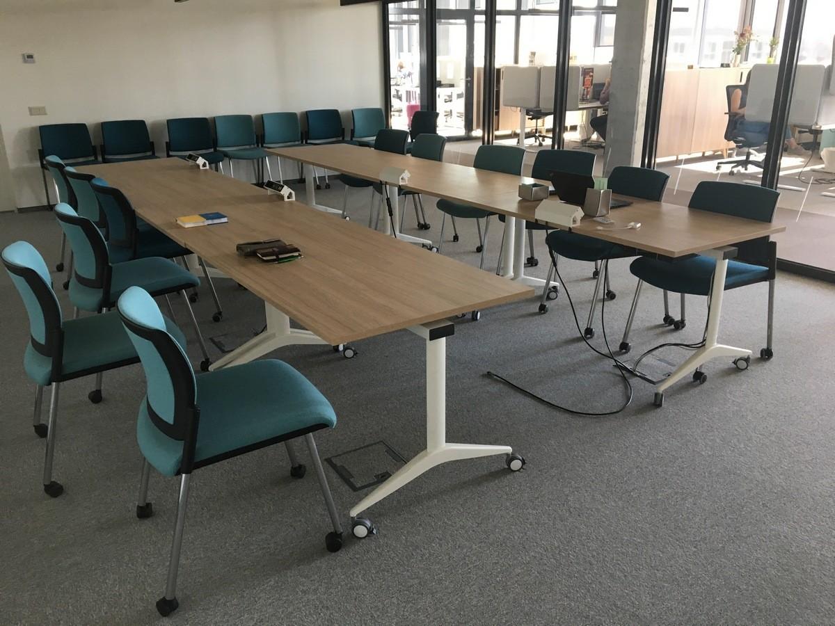 FLIP-TOP Столы для заседаний