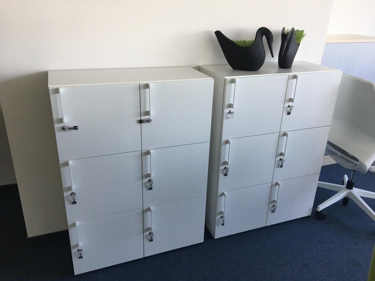NOVA locker Шкафы
