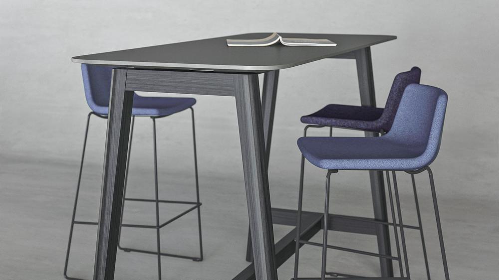 NOVA Wood Высокие столы