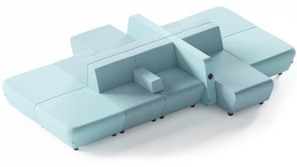 SOFT ROCK Мягкая мебель