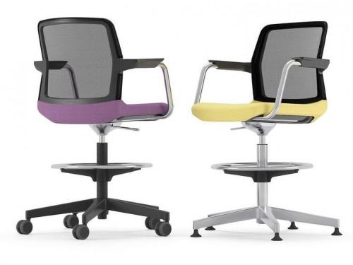 WIND Low-back Высокие офисные кресла
