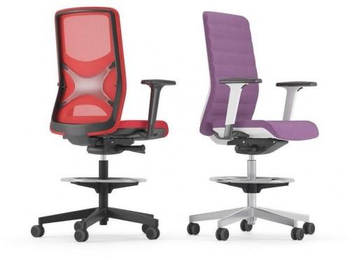 WIND Высокие офисные кресла