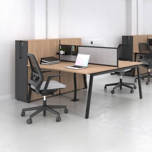 Презентация офисных систем мебели